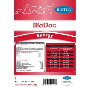 BIODOG ENERGY 20KG