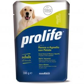 PROLIFE DOG PLIC REN/MIEL/MAZARE 300 GR 01/16
