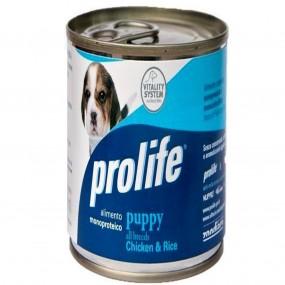 PROLIFE DOG PUPPY SENSITIV C&R 400G