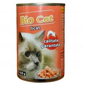 BIO CAT FICAT 410GR(24BUC/BAX)