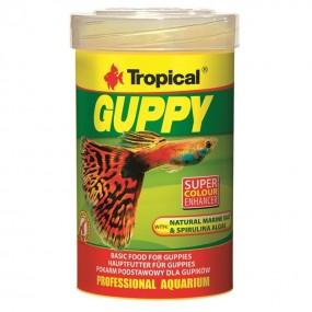 TROPICAL GUPPY 100ML/20GR