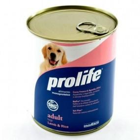 PROLIFE DOG AD.LAR LAMB&RICE 800GR