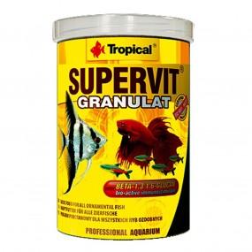 TROPICAL SUPERVIT GRANULAT 250ML/138GR/T60414