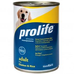 PROLIFE DOG CV AD. LAR. CHIC&R 400GR