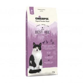 CHICOPEE CAT CNL SENIOR BEST AGE POULTRY 15KG/5053115