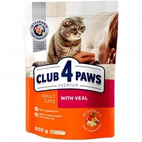 CLUB 4 PAWS PREMIUM CAT CU VITA 14 KG