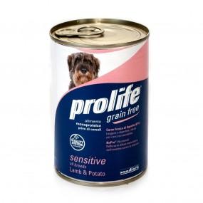 PROLIFE DOG ADULT SENSITIVE MIEL&CARTOF CV 400GR/34402