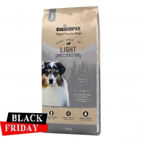 BLACK FRIDAY - CHICOPEE CLASSIC NATURE LINE LIGHT LAMB&RICE 15KG