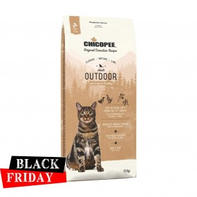 BALCK FRIDAY - CHICOPEE CAT CNL ADULT OUTDOOR POULTRY 15KG