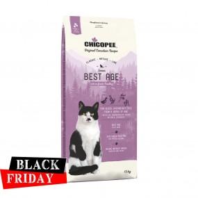 BLACK FRIDAY - CHICOPEE CAT CNL SENIOR BEST AGE POULTRY 15KG