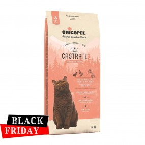 BLACK FRIDAY - CHICOPEE CAT CNL CASTRATE POULTRY 15KG