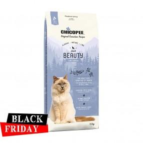 BLACK FRIDAY - CHICOPEE CAT CNL ADULT BEAUTY SALMON 15KG