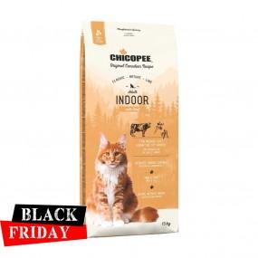 BLACK FRIDAY - CHICOPEE CAT CNL ADULT INDOOR BEEF 15KG
