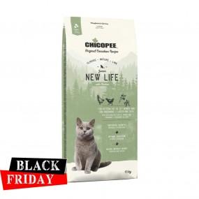 BLACK FRIDAY - CHICOPEE CAT CNL JUNIOR NEW LIFE CHICKEN 15KG