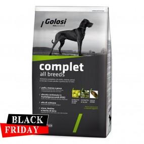 BLACK FRIDAY - GOLOSI DOG COMPLET 12KG