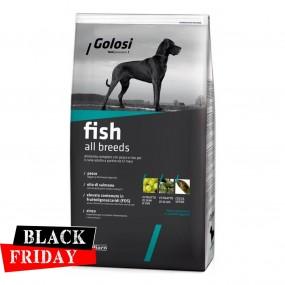BLACK FRIDAY - GOLOSI DOG FISH 12KG