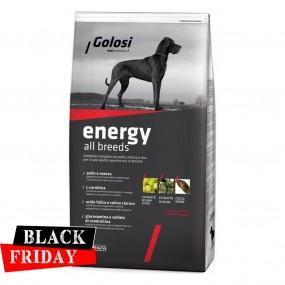 BLACK FRIDAY - GOLOSI DOG ENERGY 12KG