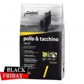 BLACK FRIDAY - GOLOSI CAT PUI SI CURCAN 20KG