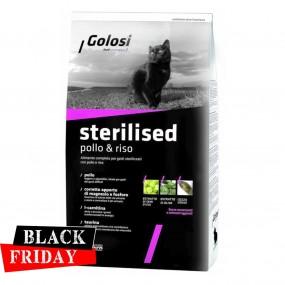 BLACK FRIDAY - GOLOSI CAT STERILIZAT 20KG