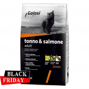 BLACK FRIDAY - GOLOSI CAT TON SI SOMON 7,5KG