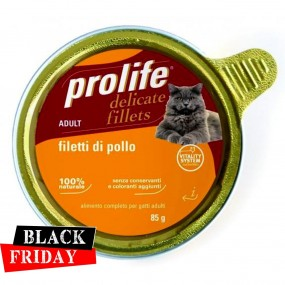 BLACK FRIDAY - PROLIFE CAT ADULT FILE PUI CV 85GR