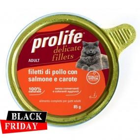 BLACK FRIDAY - PROLIFE CAT ADULT FILE PUI&SOMON&MORCOVI CV 85GR
