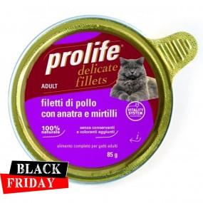 BLACK FRIDAY - PROLIFE CAT ADULT FILE PUI&RATA&COACAZE CV 85GR