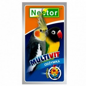 NESTOR MULTIVIT ENERGY NIMFE 20G/OSP