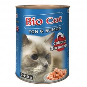 BIO CAT SOMON/TON 410GR (24BUC/BAX)