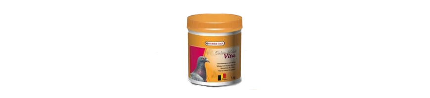 Suplimente si vitamine Porumbei